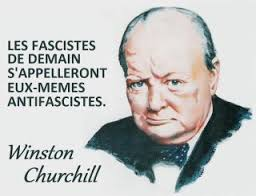 fascistes churchill