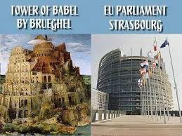 parlement UE babel