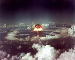 bombe nuclèaire
