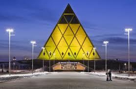 Astana pyrmd