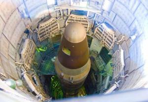 Silo de missile nucléaire américain,comme ceux que  nous parlons dans l'article.