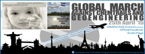 chemtrails global march