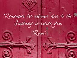 la porte est en toi